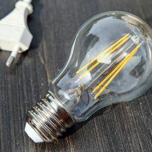 Elektros kainos gyventojams kitąmet gali mažėti 3,5 proc.