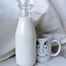 Pieno kainos krito antrą mėnesį iš eilės