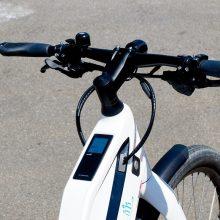 Telšių rajone sužeistas elektrinio dviračio vairuotojas