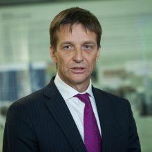 Estijos banko vadovas: galbūt lietuviai nepasitiki euru, nes įsivedė neseniai