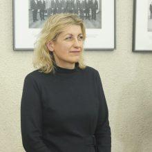 Atstatydinama kultūros ministrė giria Vyriausybę, bet peikia Seimą