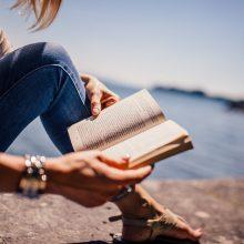 Keturios knygos vasaros popietėms <span style=color:red;>(apžvalgos)</span>