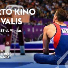 """Elitiniai sportininkai atidarys """"Sporto kino festivalį"""""""