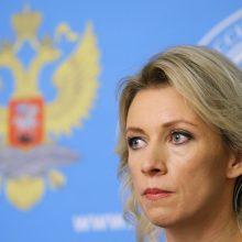 """Rusija skelbia, kad Dumoje rasta """"chloro talpų"""" iš Vokietijos"""