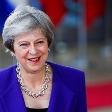 Kol Th. May vakarieniavo viena, Europos lyderiai susitiko išgerti alaus Briuselyje