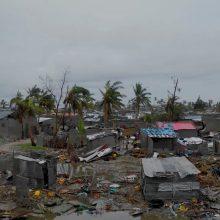 Ciklonas Mozambike be namų galėjo palikti 400 000 žmonių