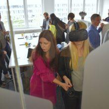 Kaune – pirmoji bendradarbystės erdvė, kviečianti į virtualią realybę