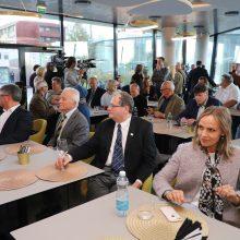 V. Ušackas pristatė prezidentinę viziją, kaip padvigubinti ekonomikos augimą