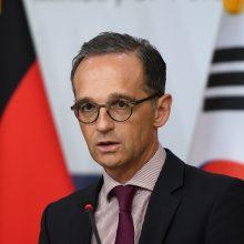 Vokietijos diplomatijos vadovas: ES suinteresuota Vakarų Balkanų šalių naryste