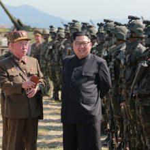 Seulas: Šiaurės Korėja ruošiasi naujam branduoliniam bandymui