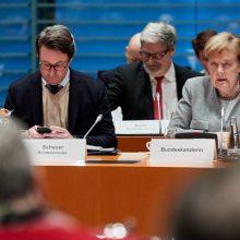 Vokietijos dyzelino krizė: vyriausybė skirs dar milijardą eurų oro taršai mažinti