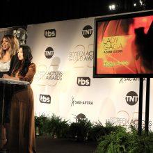 """""""Taip gimė žvaigždė"""" gavo daugiausia Ekrano aktorių gildijos apdovanojimų nominacijų"""