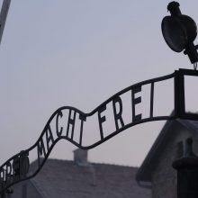 Kaltinimai pateikti 94-erių buvusiam Aušvico koncentracijos stovyklos prižiūrėtojui