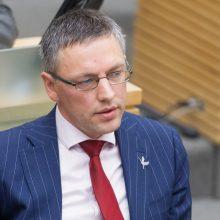 Seimui bus pristatytos parlamentinio tyrimo išvados dėl įtakos politiniams procesams