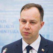 Konservatoriai apkaltino A. Verygą kuriant bolševikinę sistemą