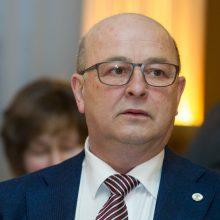 V. Matijošaitis: myliu Kauną, bet myliu ir Lietuvą