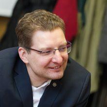 D. Radzevičius: draudimais problemos neišspręsime