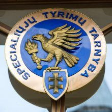 STT už paimtą kyšį sulaikė bankroto administratorę