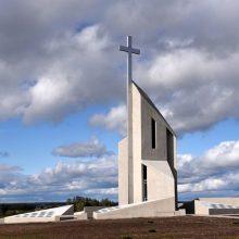 Kryžkalnyje atidengtas memorialas Kęstučio apygardos partizanams