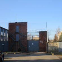 Badaujantiems nuteistiesiems Kalėjimų departamento vadovas žada nuolaidų