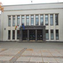 """LSMU ir LSU """"jungtuvių"""" darbo grupė aptarė bendrus universiteto kūrimo planus"""