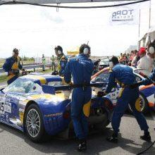 Pagerinti ir nepagerinti 2008 metų lenktynių rekordai