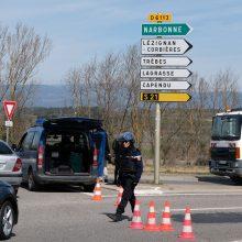 Pietų Prancūzijoje – šaudynės ir įkaitų drama, yra žuvusiųjų