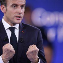 """Siekdama užkirsti kelią terorizmui, Prancūzija nori """"reformuoti"""" islamą"""
