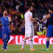 """Čempionų lyga: į pusfinalį pateko """"Juventus"""" ir """"Monaco"""""""