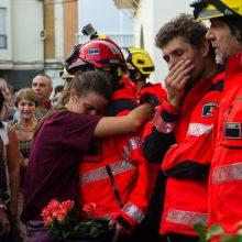 Ispanija atsiprašo sužeistų per neramumus dėl referendumo