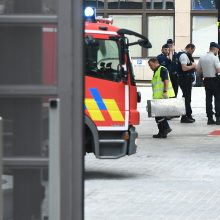 ES pastate pasklidus toksiškoms dujoms apsinuodijo 15 žmonių