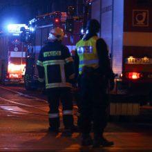 Gaisras Prahos viešbutyje: žuvusiųjų daugėja