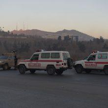 Per viešbučio ataką Kabule žuvo mažiausiai 18 žmonių, iš jų 14 – užsieniečiai