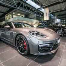 """Porsche Panamera Sport Turismo"" atvyko į Lietuvą"