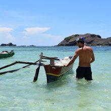 Ką lietuviai rado Balio saloje?