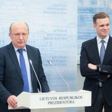 Siūlo G. Landsbergiui būti panašesniam į A. Kubilių