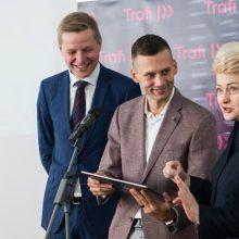 Pasaulyje populiari lietuvių sukurta platforma veiks ir Vilniuje