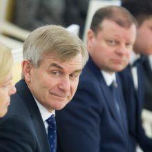 V. Adamkus: Nepriklausomybės Aktas įpareigoja lietuvius