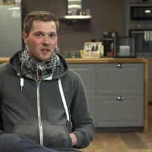Emigrantas Norvegijoje didžiuojasi neeiliniu darbu
