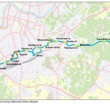 Nuo rytojaus keičiasi kai kurių maršrutų eismo tvarkaraščiai