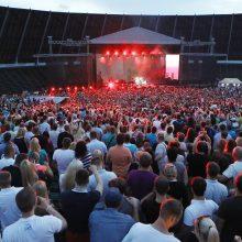 Paaiškėjo, kokia minia šėls SEL koncerte Klaipėdoje
