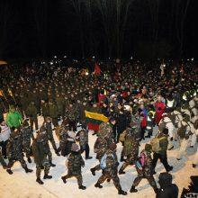 Klaipėdos sukilimo metinės bus paminėtos naktiniu žygiu