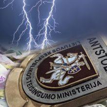 Seime – prezidentės pataisos riboti antstolių atlyginimą