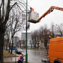 Vilniaus valdžia ketina pirkti LED šviestuvų už 16 mln. eurų