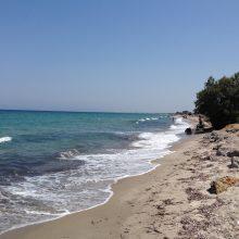Apmaudas: porą mėnesių Kose praleidusi lietuvė per visą šį laiką turėjo vos keletą laisvų dienų įstabaus grožio salai apžiūrėti.