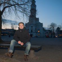Dvi švedo Williamo aistros Kaune – medicina ir ledo ritulys