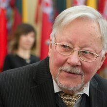 V. Landsbergis įvertino prasidedančią Seimo sesiją: bus kruvinas sezonas