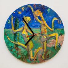 Kaip atrodo laikrodis, skirtas Lietuvai?