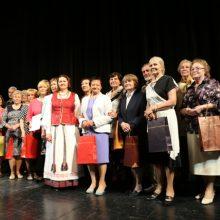 Kauno rajone trečiojo amžiaus universitetą baigė gausus skaičius senjorų