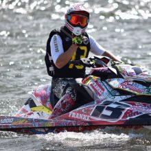 Vandens motociklų čempionato kulminacija – jau netrukus